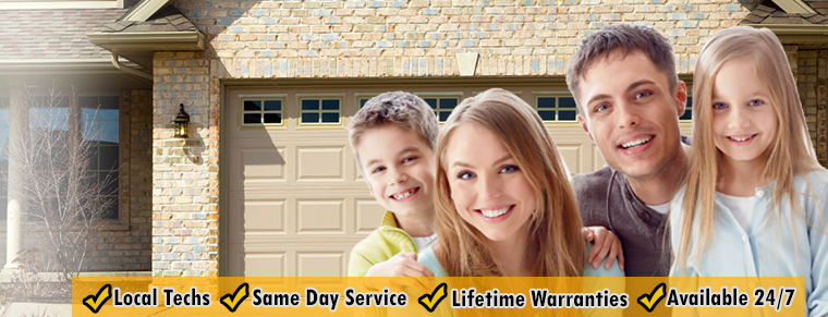 Local Garage Door Repair and Install Services